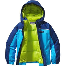 Patagonia Baby Snow Pile Jacket Electron Blue